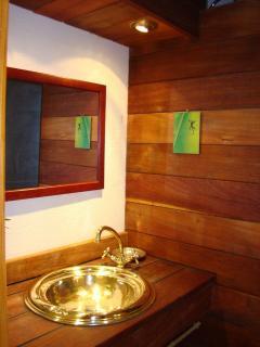 Salle de bain Logement 'Le Pènequet'
