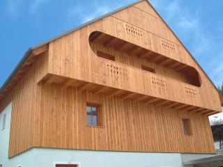 Villa Nebina - Apartment 1, Ratece
