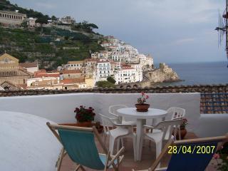 Estudio perfecto para parejas, Amalfi