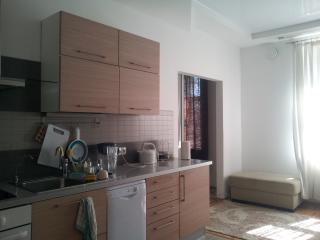 Lux 1BR in the old town Vyborg