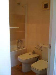 baño 2, incluido en el dormitorio 2