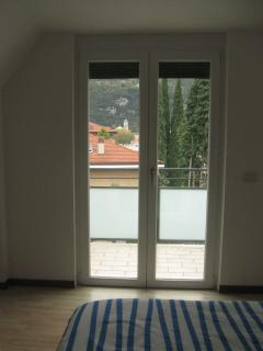 2. balcon in the doble room