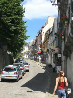 Medeival city of Vannes