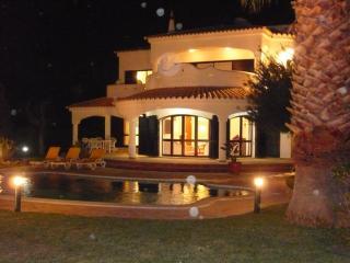 Villa Nuala By Night