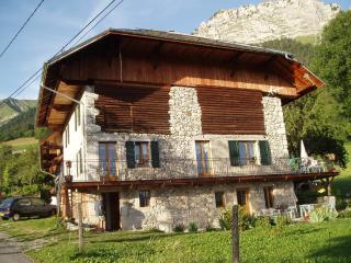 Magnifique maison Les Chanterelles a Montmin