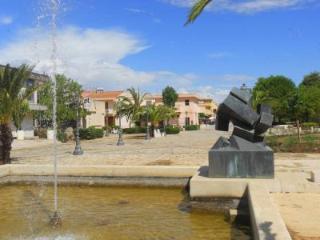 Montevago - piazza del Municipio