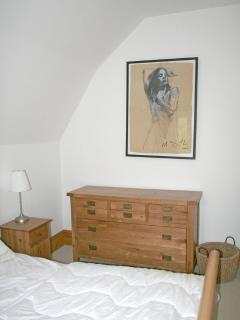 Leonardo Apartment - Master Bedroom