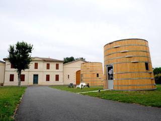 Coup 2 foudres, Saint-Emilion
