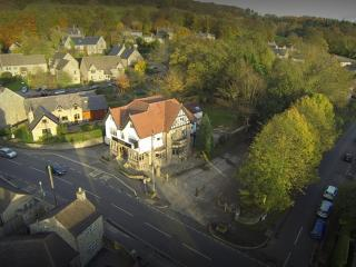 Situated in the heart of a Peak District Village