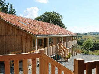 Denmark Farm Eco Lodge, Lampeter