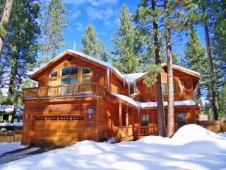 Wonderful 3 Bedroom Home with Hot Tub ~ RA744, Lake Tahoe (California)