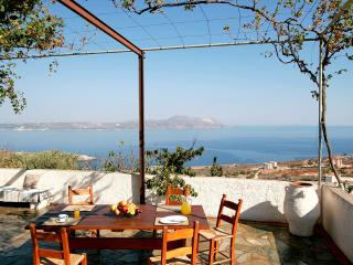 Sea View Traditional Villa in Chania Crete for peaceful vacation
