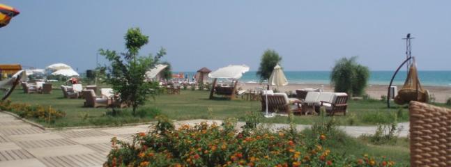 Kadriye beach restaurant