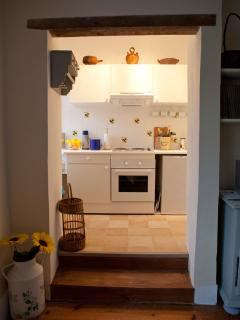 Grenier kitchen