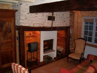 No. 4 Sitting area and log fire