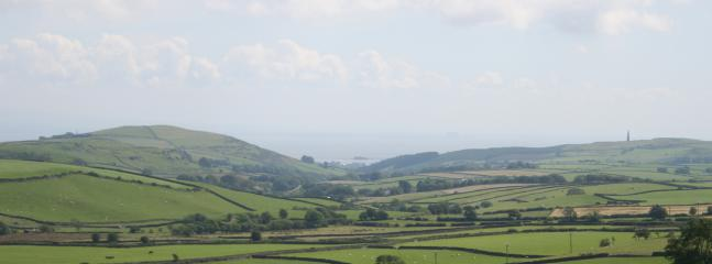 Newland Valley overlooking the estuary