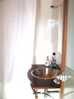 Lavabo casa de banho familiar