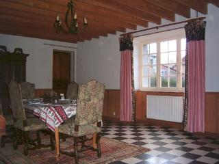 No. 3  The dining room