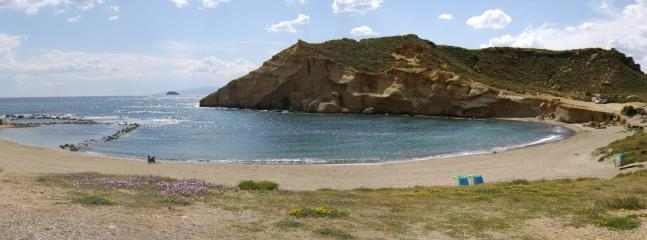 Beach at San Juan de Los Terrerros
