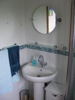 The shower room (view 2)