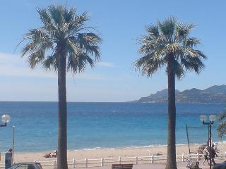 Cannes Beachfront Apartment