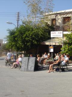 Mario's Bar in Tala Square