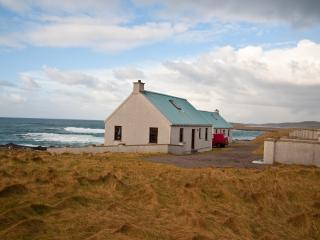 Tangasdale Beach Cottage 1, Isle of Barra