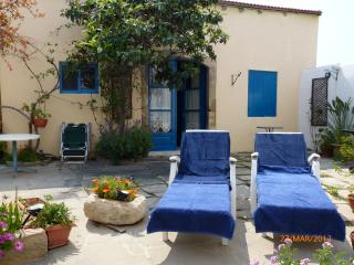Enjoy the sun in our courtyard on the sunbeds provided.
