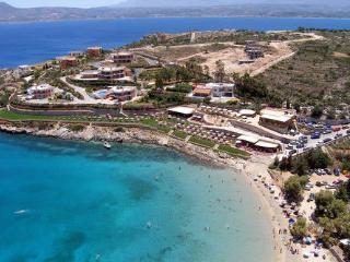 Neba Seafront Villa in Kalathas, Chania