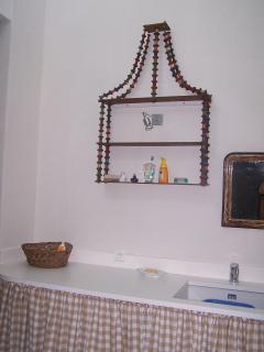Shower Room, downstairs loo and washing machine.