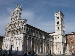 Within the Wall of Lucca -  Palazzo della Stufa - Apartment for rent in Lucca -