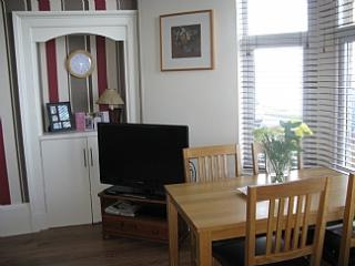 View of dining area in lounge