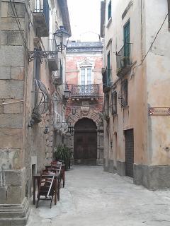 Tropea - Narrow Streets