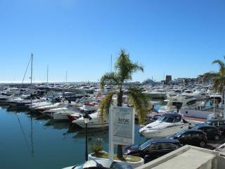1489 - 2 bed apartment, front line Puerto Banus