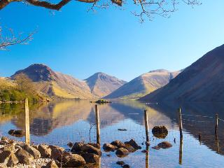 Wastwater Lake - recently voted 'Britain's Best View'