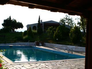 Anavyssos Villa Fengaropetra