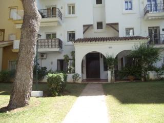 Garden apartment, Puerto Banus
