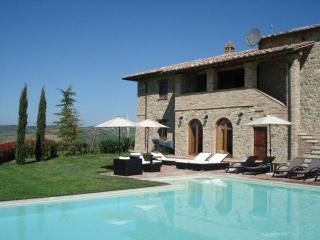 Casa Fontanelle heated pool