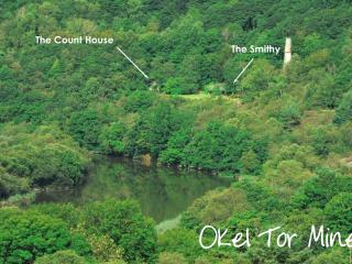 Okel Tor Mine & The River Tamar