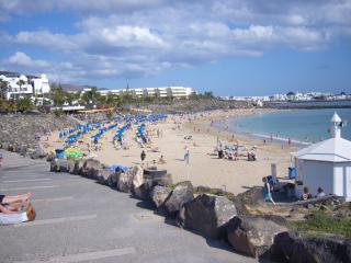 Nearby Beach Playa Dorada