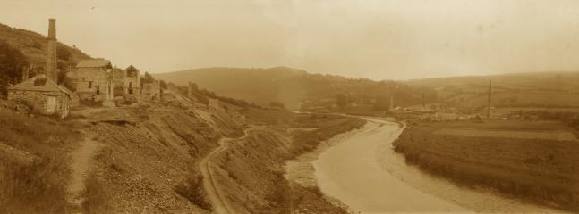 Okel Tor Mine c1905