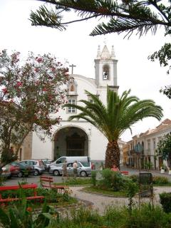 Church In Tavira