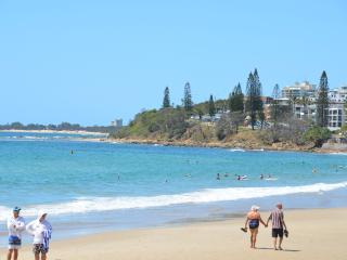 Maroochydore is very close to many beautiful beaches