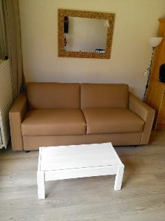 un véritable canapé-Lit. Un confort amélioré...