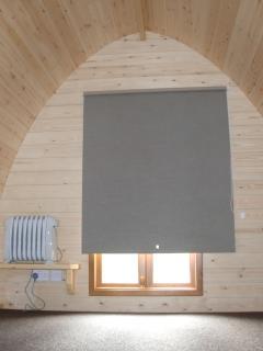 Interior shot of Family Pod