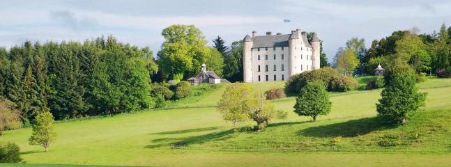 Set in the grounds of Historic Methven Castle - 5 minutes walk from Tudor Cottage