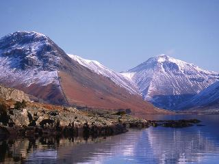 Yewbarrow Mountain in Winter - a tough climb if you like a challenge!