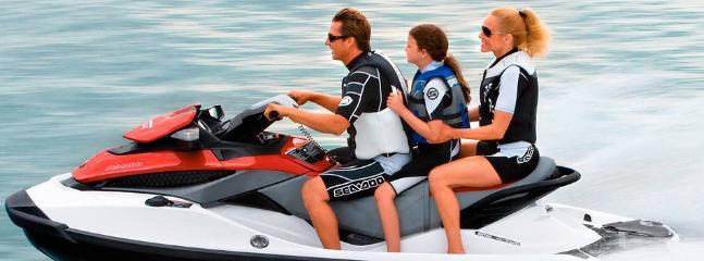 Jet Skiing Fun!