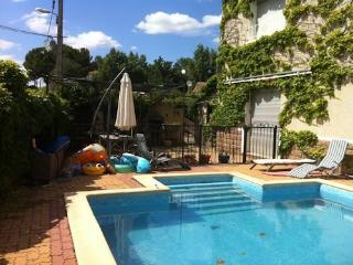 South France villa with pool, Espondeilhan