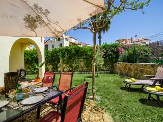 Private Outside Terrace & Garden